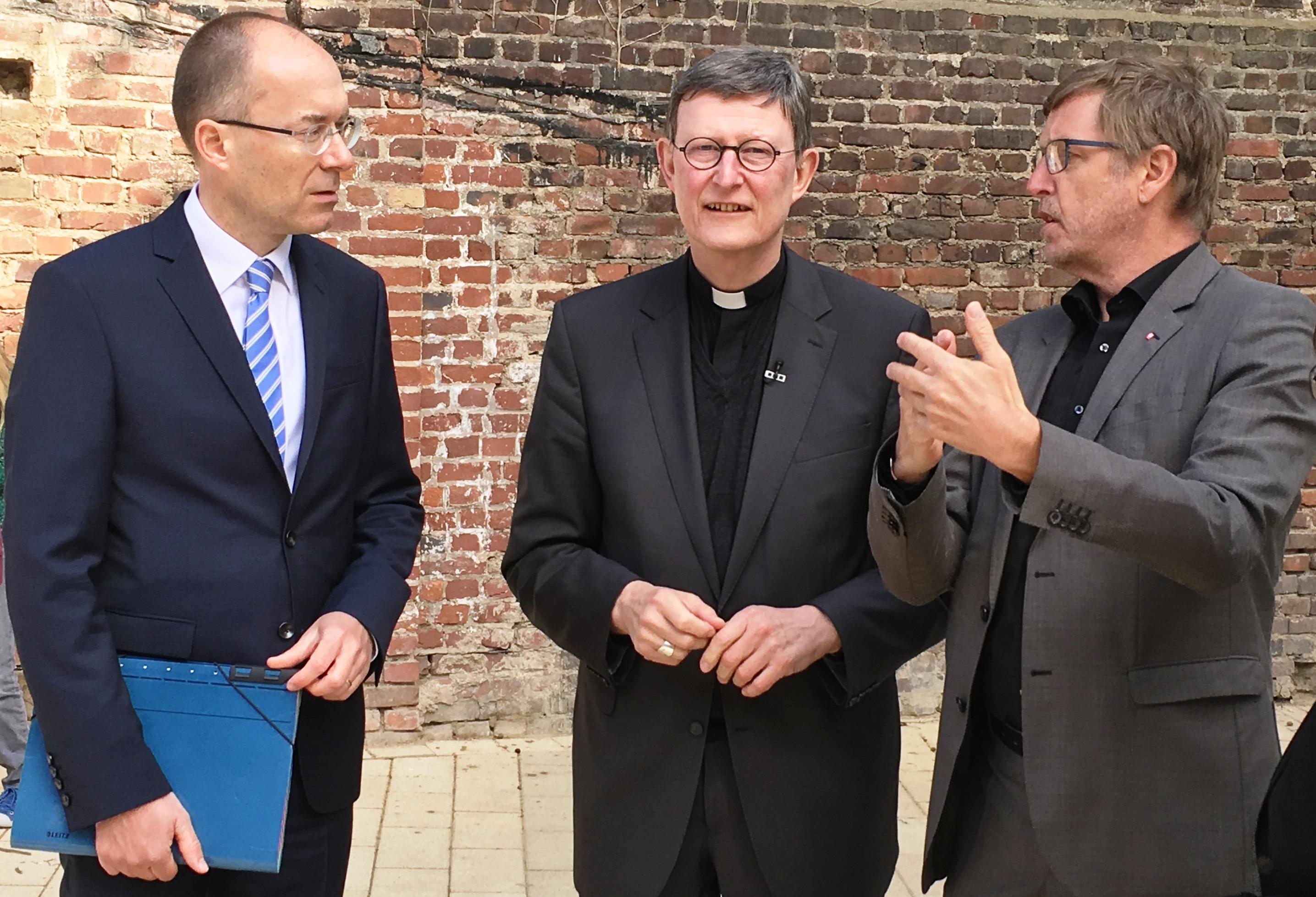 Klarissenkloster Einweihung (2)