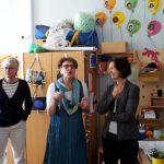 Fachgespräch der LIGA mit Fachpolitikern der Ratsfraktionen zum Finanzierungsbedarf für die Schulkinderbetreuung in der Kath. Grundschule in Köln-Bilderstöckchen im Mai 2016